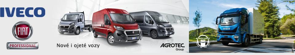 Iveco a Fiat – nové i ojeté vozy